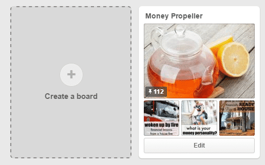 Create a Board