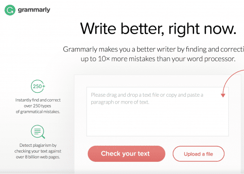 Grammarly: 45 tools every blogger needs -- For Profit Blogging