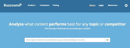 Buzzsumo: 45 tools every blogger needs -- For Profit Blogging