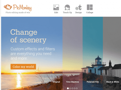 PicMonkey: 45 tools every blogger needs -- For Profit Blogging