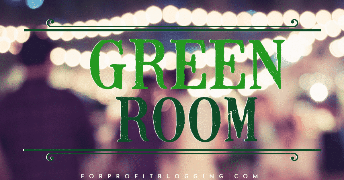 Stacking Benjamins Green Room