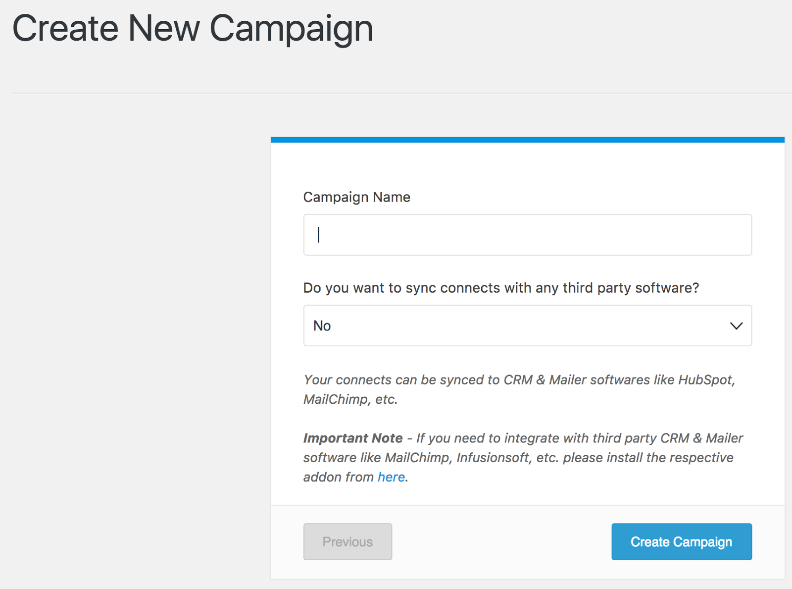 create new campaign Sumome welcome mat alternative ConvertPlug For Profit Blogging