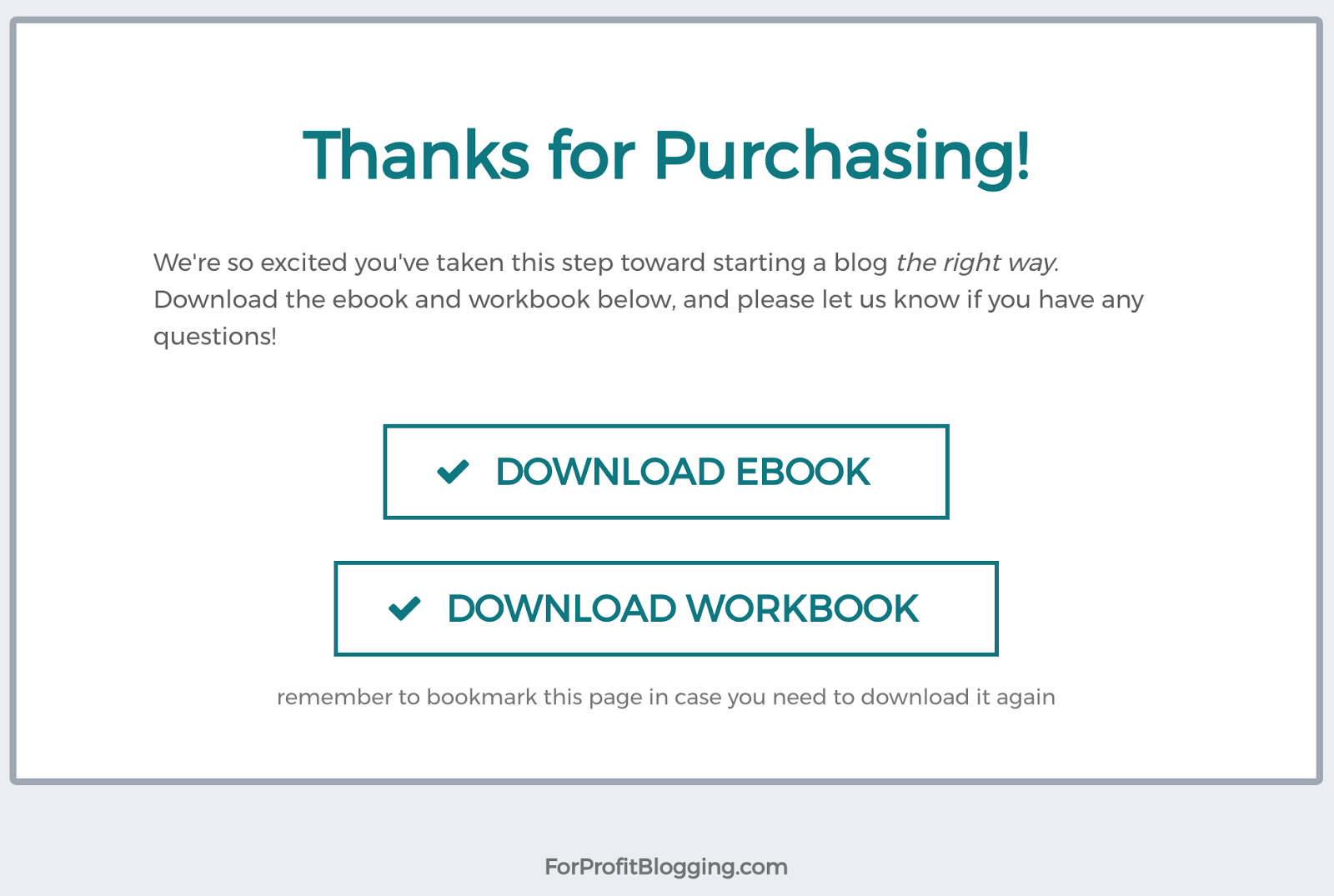 ebook workbook