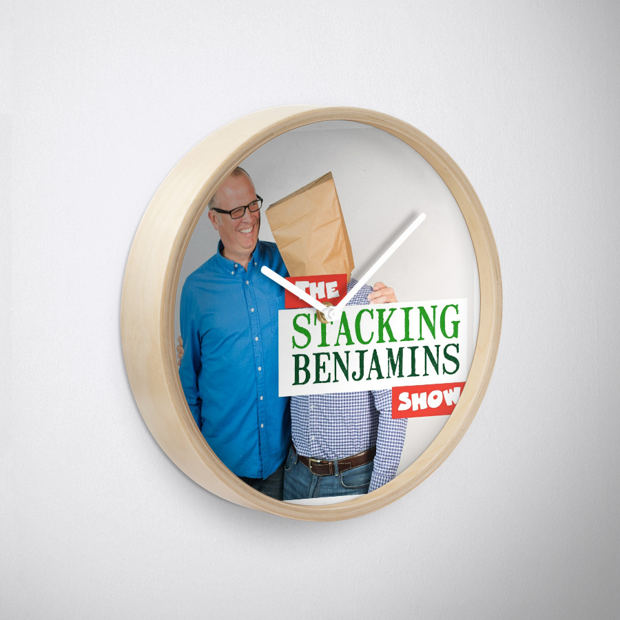 stacking benjamins clock make money online as a graphic designer