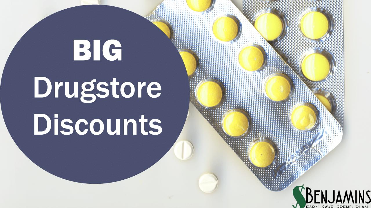 Big Drugstore Discounts