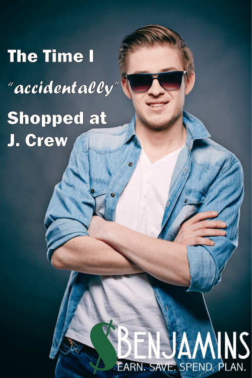 The Time I Accidentally Shopped at J. Crew