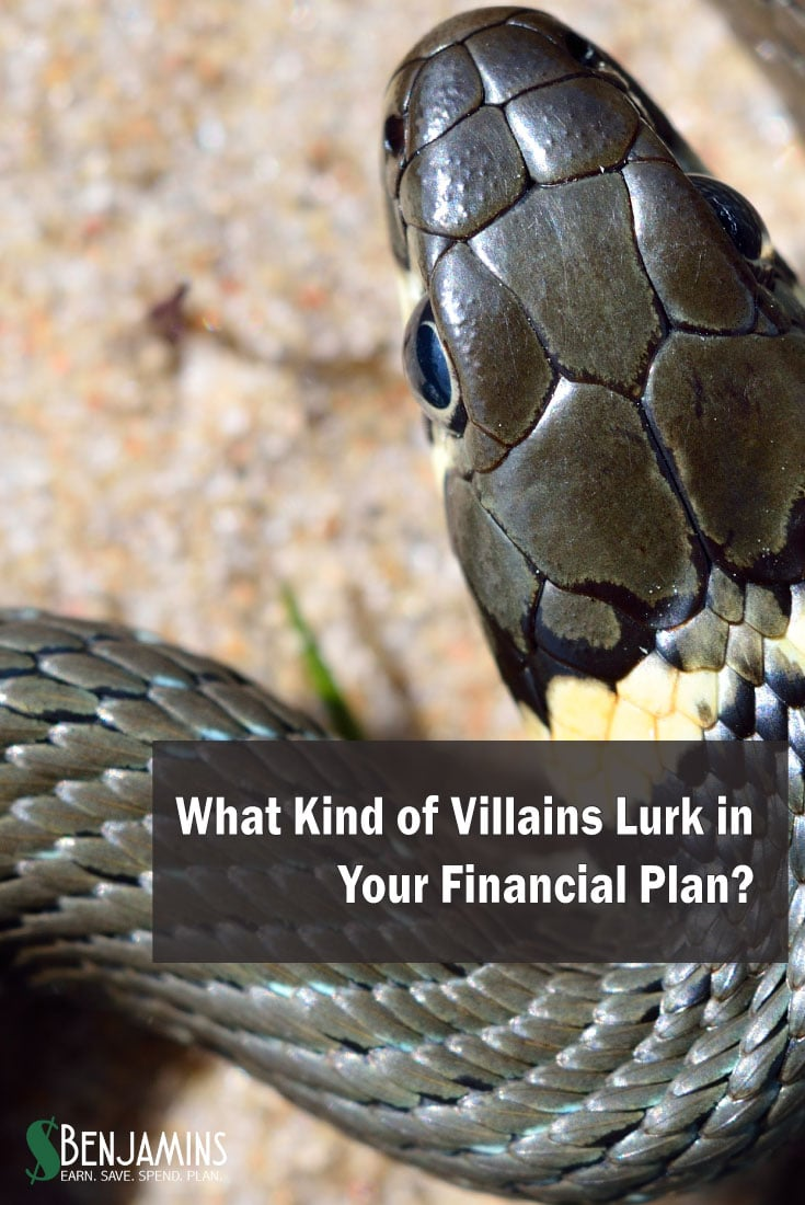 What Villains Lurk In Your Financial Plan?