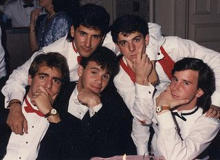 1980s Look