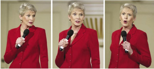 Jeanne Robertson on Stacking Benjamins