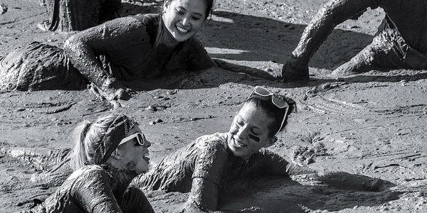 In the mud at Stacking Benjamins
