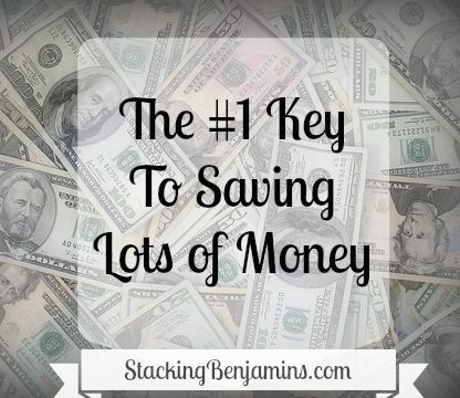 "My Money ""A-Ha"": Discovering The #1 Key To Saving Big Money"