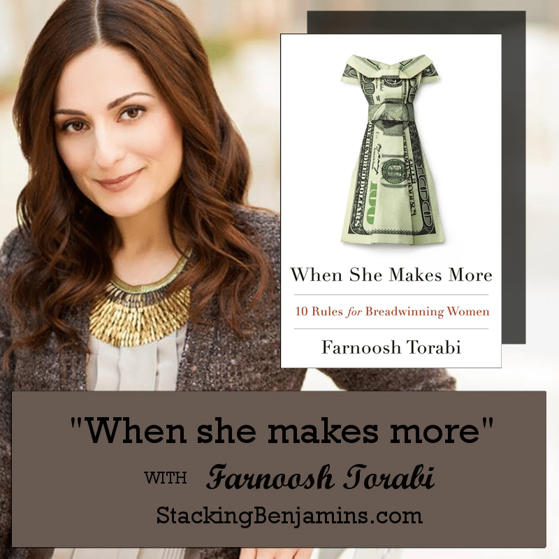 Farnoosh Torabi on the Stacking Benjamins podcast