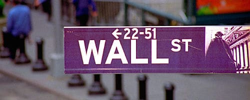 Wall Street Stacking Benjamins