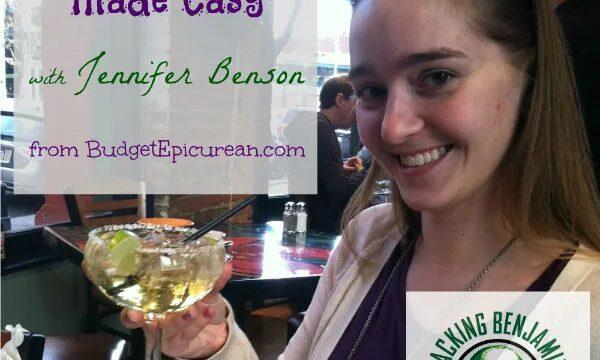 Creating a Meal Plan that Sticks – with Jen Benson STK 080