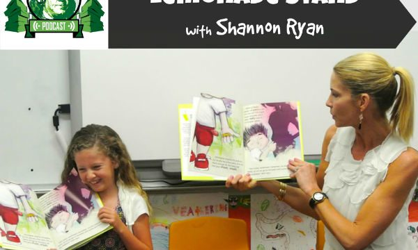 Working the Lemonade Stand with Shannon Ryan – STK 092N