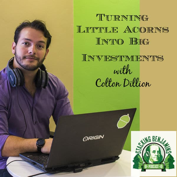 Colton Dillion on the Stacking Benjamins podcast
