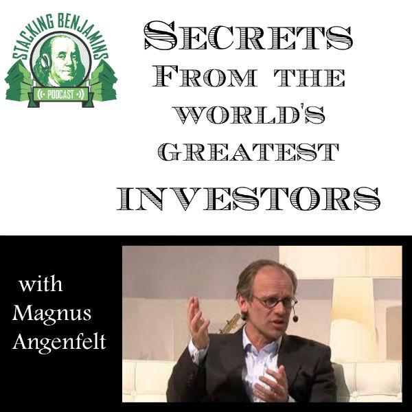 Magnus Angenfelt on Stacking Benjamins