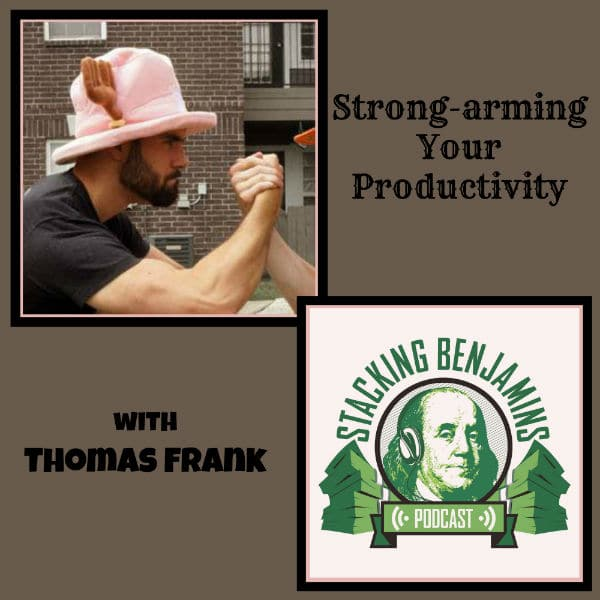 Thomas Frank from CollegeInfoGeek appeared on Stacking Benjamins podcast