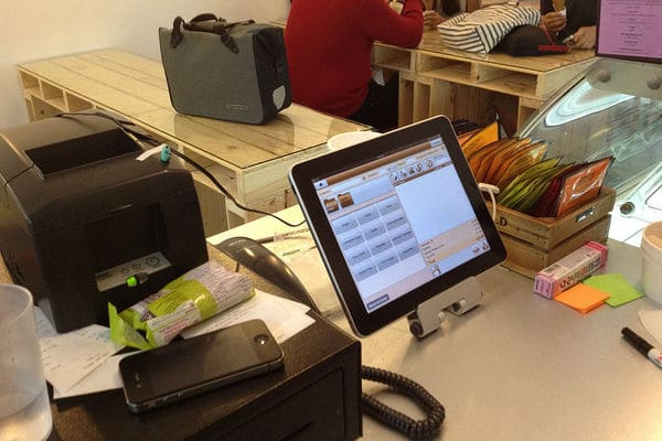 Entrepreneurs: iPads and Nailing Inventory Management