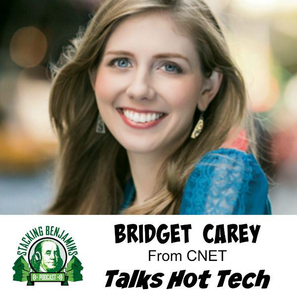Cool Black Friday Tech Toys with Bridget Carey