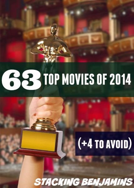 63 top movies of 2014
