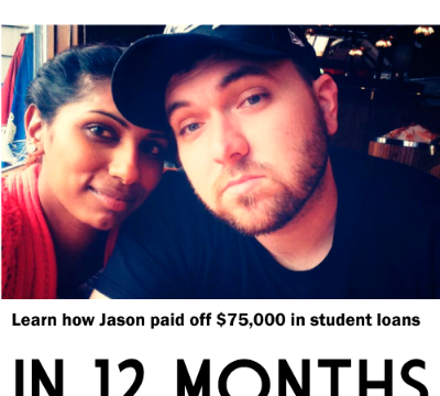 Listener Q & A – Jason Paid Off $75,000 in Student Loans in 12 Months