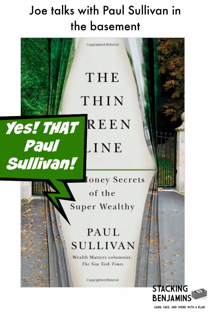 Joe Talks With Paul Sullivan, Author of The Thin Green Line