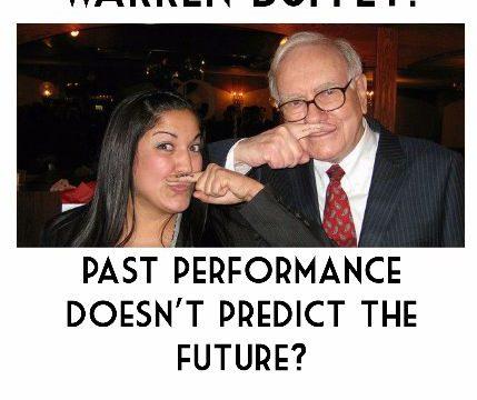 Shocker From Warren Buffett: Past Performance Doesn't Predict the Future?