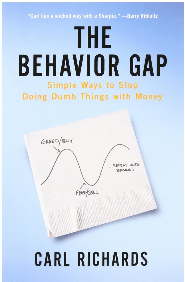 The Behavior Gap Carl Richards