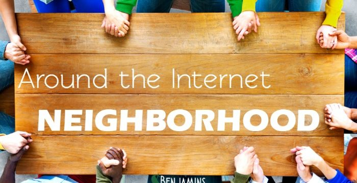 Links from the Internet Neighborhood