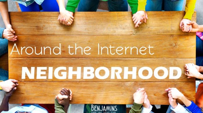 Around the Internet Neighborhood