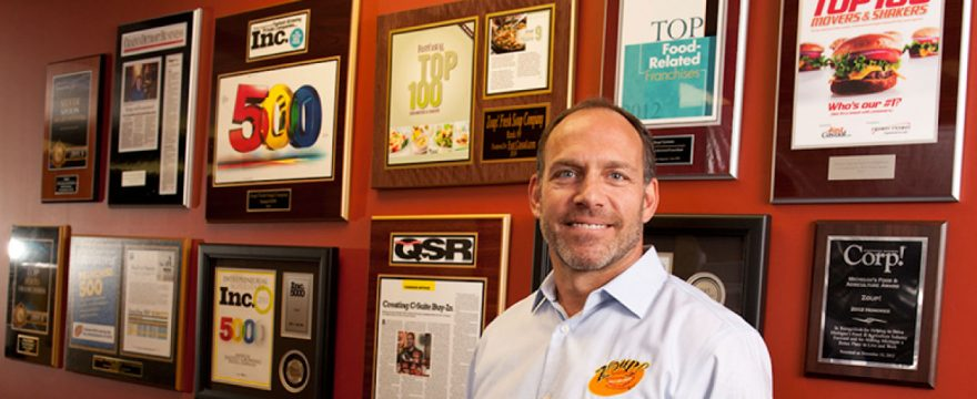 Franchising as an investment with Zoup! CEO Erik Ersher