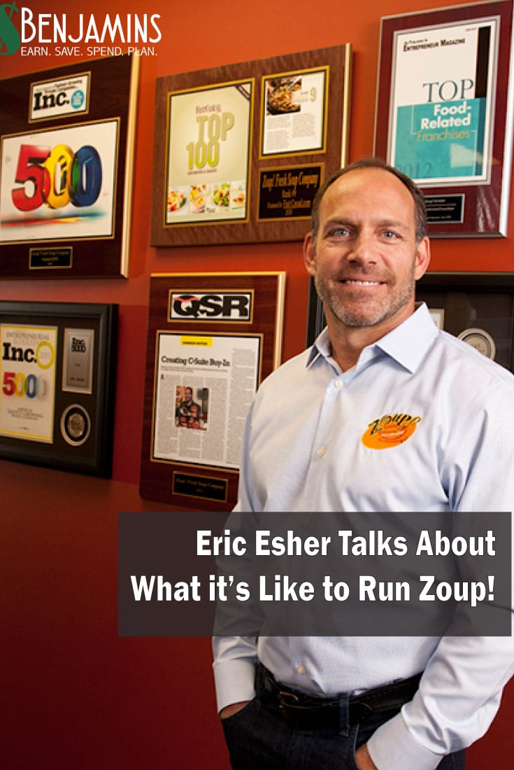 Eric Ersher on Owning a Franchise