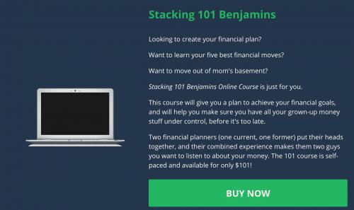 Stacking101Benjamins