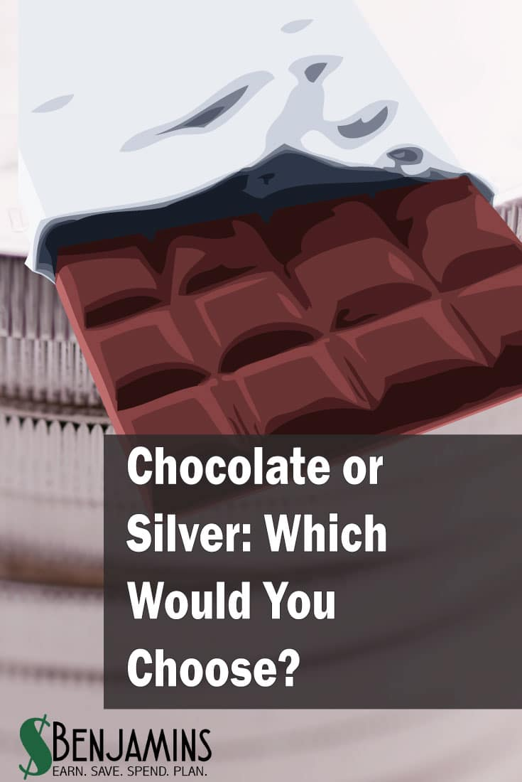 Chocolate or Silver: Which Would You Choose?