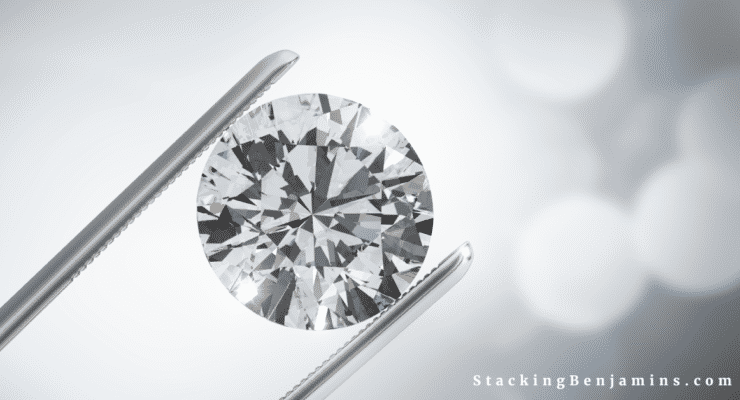 Buying Diamonds For Fun and Profit (with Karen Simmons)