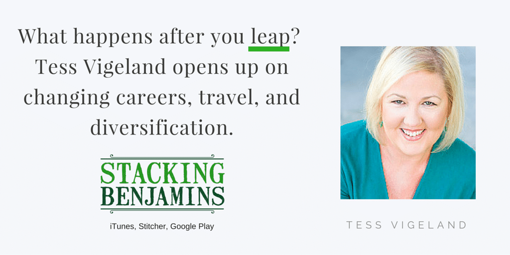 Quitting While You're Young (with Tess Vigeland)