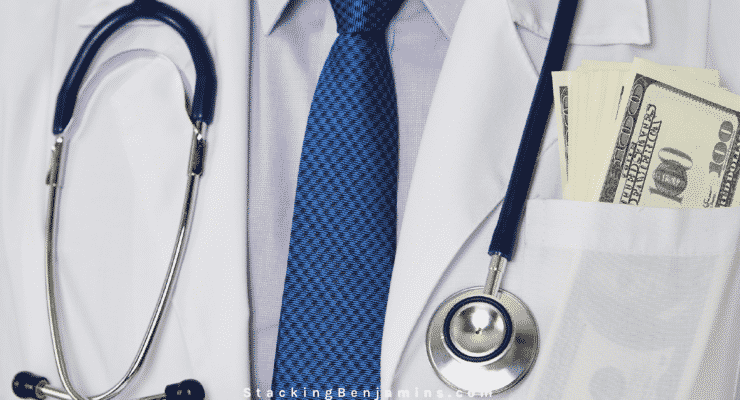 Are You (Money) Smarter than a Doctor?