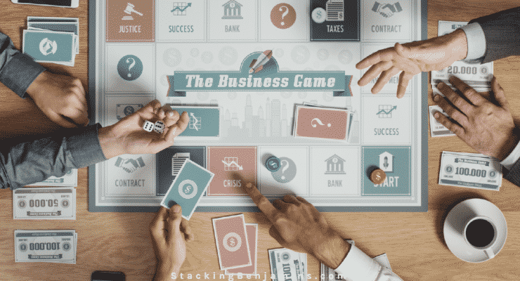 Board Games About Money and Business with Tom Vasel