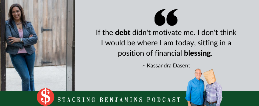How Kassandra Paid Off $55k In 3.5 Years, Bad Brokers Run Amok, and Crypto Thieves Strike Again