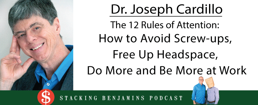 Train Your Brain For Better Work (with Dr. Joseph Cardillo)