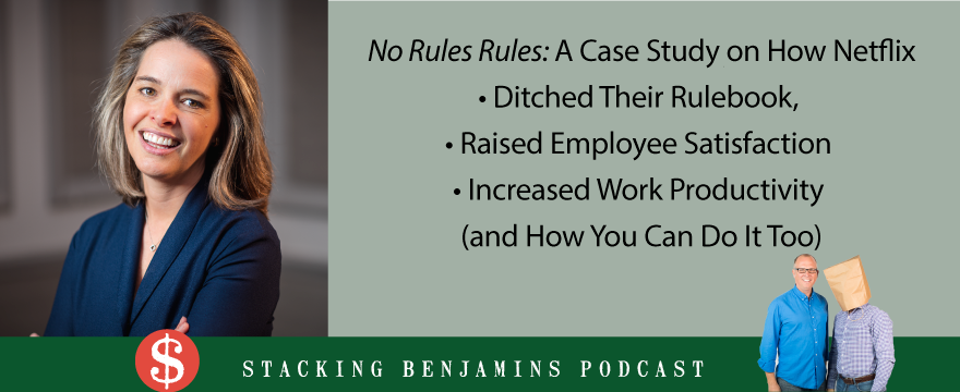 Fewer Rules, More Productivity (with Erin Meyer)
