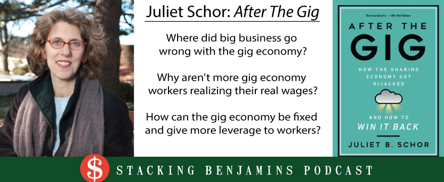 """Who's Sharing in the """"Sharing"""" Economy? (with Juliet Schor)"""