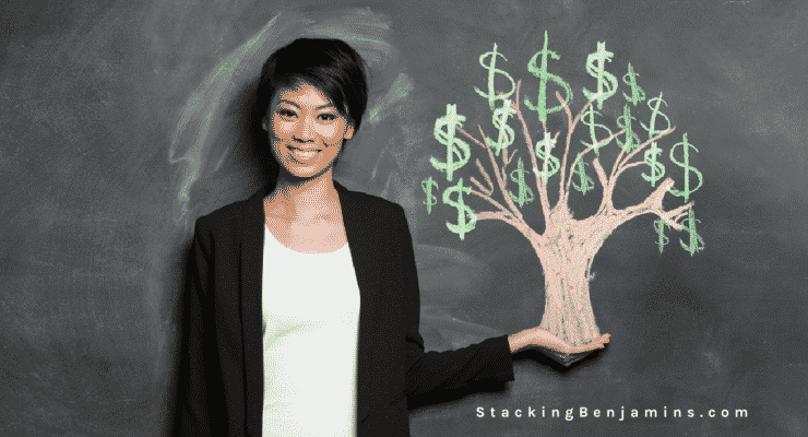 Maybe Money DOES Grow on Trees