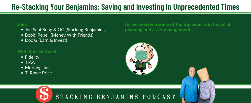 Re-Stacking Your Benjamins: Saving, Investing and Managing Debt in Uncertain Times