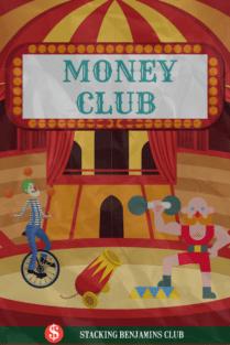 Money Club Circus Poster