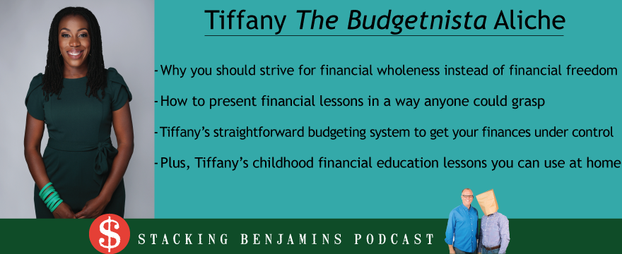 Finding Financial Wholeness (with Tiffany Aliche – The Budgetnista)