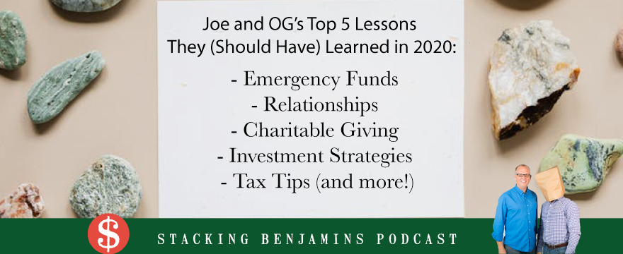 Our Top 5 Lessons from 2020 (plus last-minute tax tips from Ed Slott)